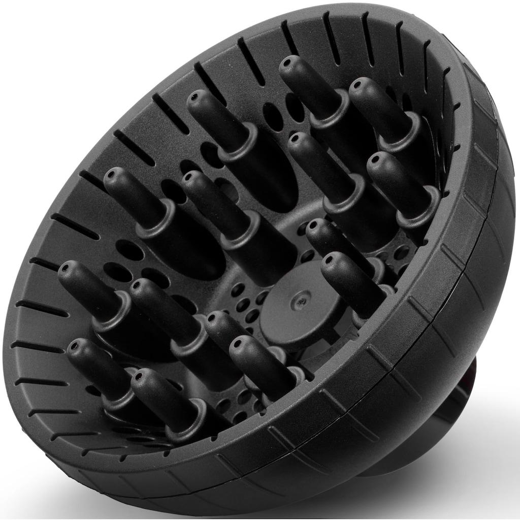 BaByliss Ionic-Haartrockner »6750DE«, 2200 W, 3 Aufsätze, leicht, extreme Power, hochwertig, made in Italy