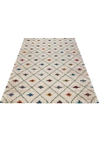 Hochflor - Teppich, »JOVINA«, MINT RUGS, rechteckig, Höhe 30 mm kaufen