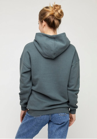 MAZINE Sweatshirt »Nampa«, mit Kapuze & Kängurutasche kaufen