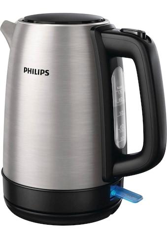 Philips Wasserkocher, HD9350/90 Daily Collection, 1,7 Liter, 2200 Watt kaufen
