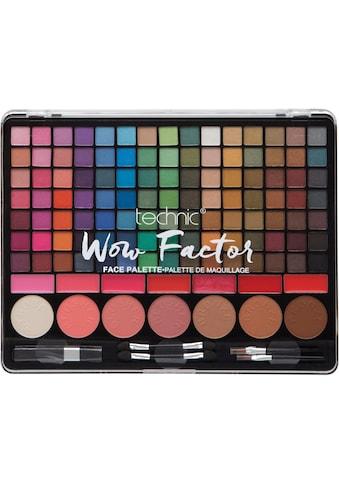 "technic Make - up Set ""WOW - Palette"" kaufen"