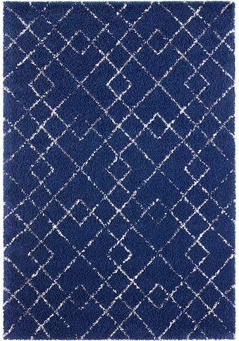 Hochflor - Teppich, »Archer«, MINT RUGS, rechteckig, Höhe 35 mm, maschinell gewebt kaufen