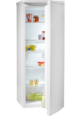 Hanseatic Vollraumkühlschrank »HKS14355F«, HKS14355FW, 142 cm hoch, 55 cm breit kaufen