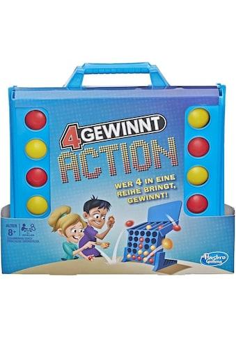 """Hasbro Spiel, """"4 gewinnt Action"""" kaufen"""
