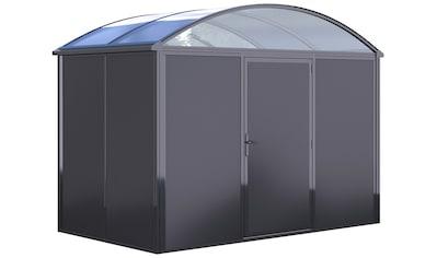 KGT Geräteraum »Elbe«, BxTxH: 312x220x255 cm, Erweiterung für Carport »Elbe« kaufen