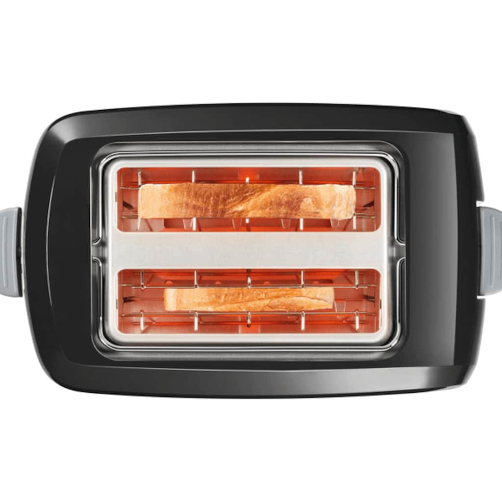 BOSCH Toaster »TAT3A013«, 2 kurze Schlitze, 980 W