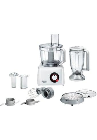 BOSCH Kompakt-Küchenmaschine »MultiTalent 8 MC812W501« kaufen