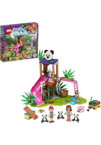LEGO® Konstruktionsspielsteine »Panda-Rettungsstation (41422), LEGO® Friends«, (265... kaufen