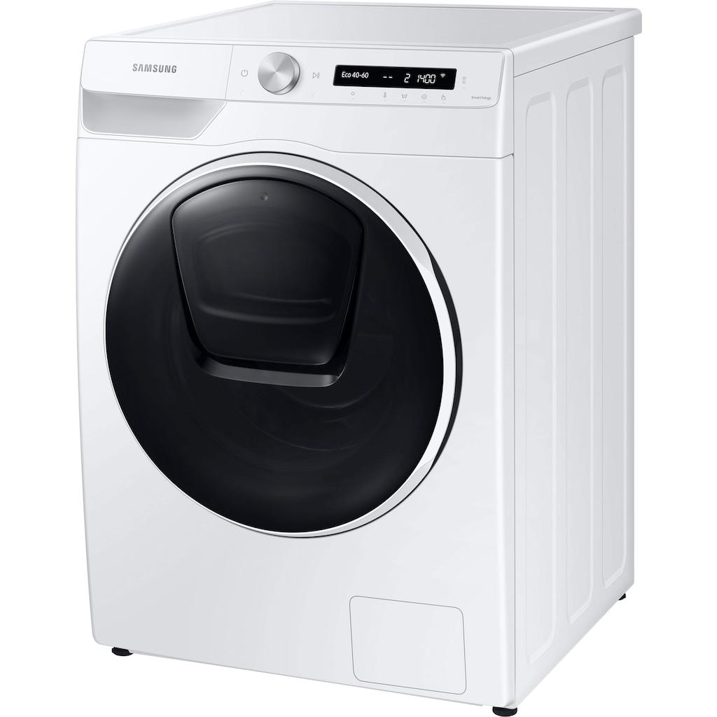 Samsung Waschtrockner »WD11T554AWW/S2«