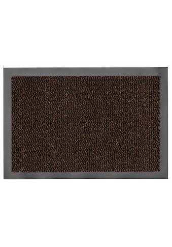 HANSE Home Fußmatte »Faro Line«, rechteckig, 10 mm Höhe, Schmutzfangmatte kaufen