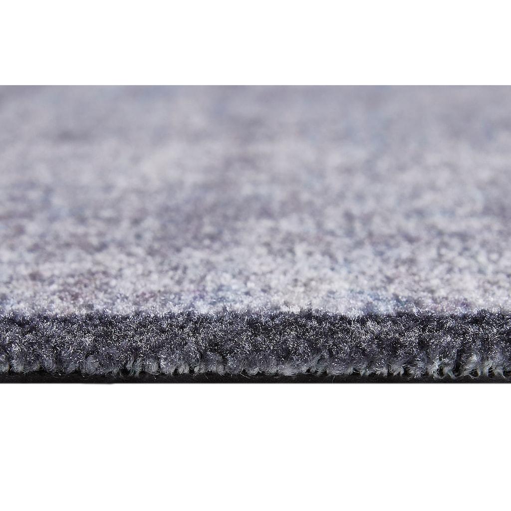 Barbara Becker Fußmatte »Protect«, rechteckig, 8 mm Höhe, Schmutzfangmatte, antibakterielle Eigenschaften, waschbar