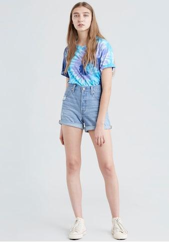Levi's® Jeansshorts »501 Destroy - Shorts« kaufen