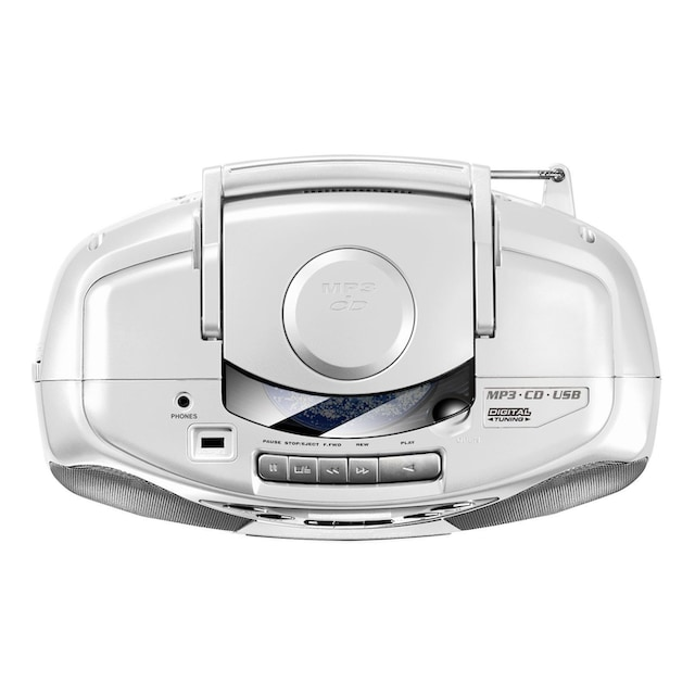 Karcher tragbare Stereo-Boombox »RR 510(N)-W«