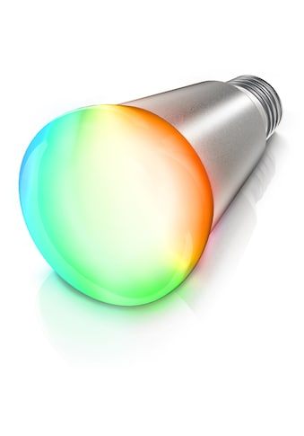 BEARWARE Wifi Smart LED Lampe mit RGB Farbwechsel (dimmbar) »E27 - Gewinde / 7W / 420 Lumen« kaufen