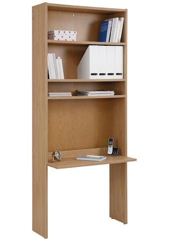 Home affaire Bücherregal »Dana«, mit Schreibtisch, Höhe 217 cm kaufen