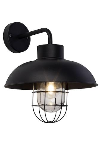 Brilliant Leuchten Außen-Wandleuchte »Portland«, E27, 1 St., Außenwandlampe hängend... kaufen