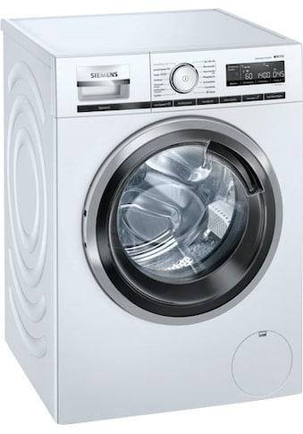 SIEMENS Waschmaschine »WM14VL41«, iQ700, WM14VL41, 9 kg, 1400 U/min kaufen