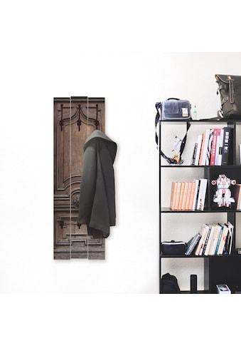 Artland Garderobenpaneel »Alte, massive Tür« kaufen