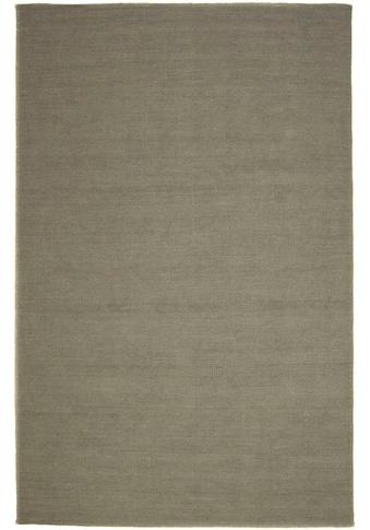 morgenland Wollteppich »KELIM FANCY UNI«, rechteckig, 7 mm Höhe, reine Wolle, Wendbar,... kaufen