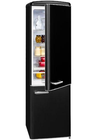 exquisit Kühl-/Gefrierkombination »RKGC250-70-H-160E« kaufen