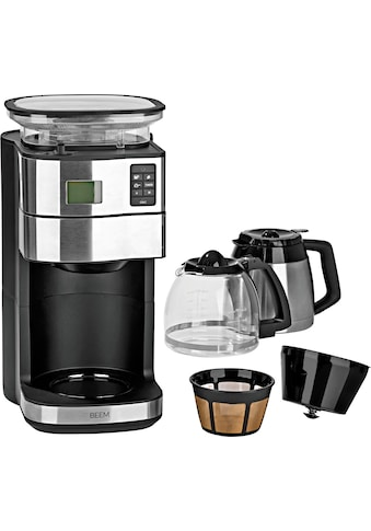 BEEM Kaffeemaschine mit Mahlwerk »Fresh-Aroma-Perfect DUO«, Permanentfilter, 1x4,... kaufen