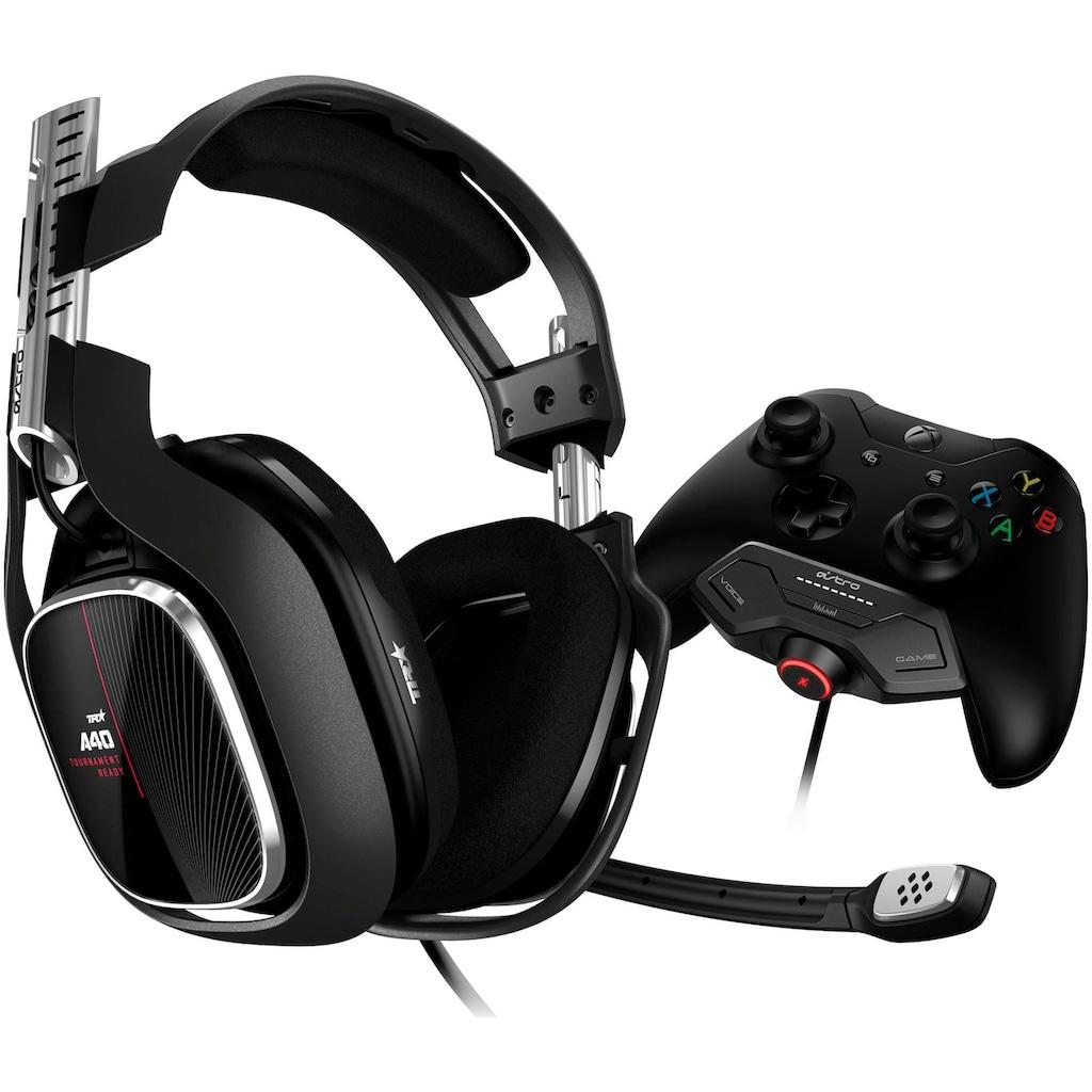 ASTRO Headset »A40 TR Headset + MixAmp M80 -NEU- (Xbox One)«