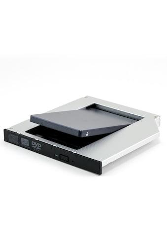 """CSL 2,5"""" SATA Festplatten Einbaurahmen für 12,7mm Laufwerksschacht kaufen"""