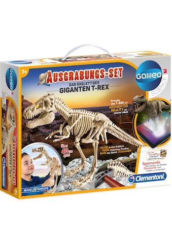 Clementoni® Experimentierkasten »Galileo T-Rex«, Made in Europe kaufen