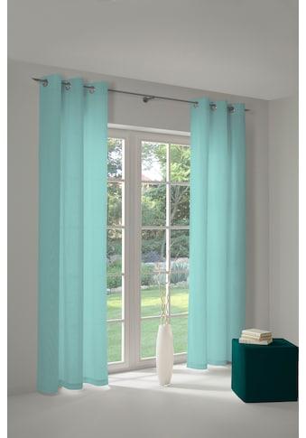 Vorhang, »Uni Collection«, Adam, Ösen 1 Stück kaufen