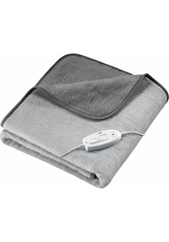 Sanitas Heizdecke »SHD 80«, aus kuscheligem Flauschmaterial kaufen