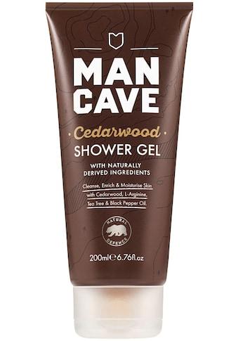 MAN CAVE Duschgel »Cedarwood« kaufen