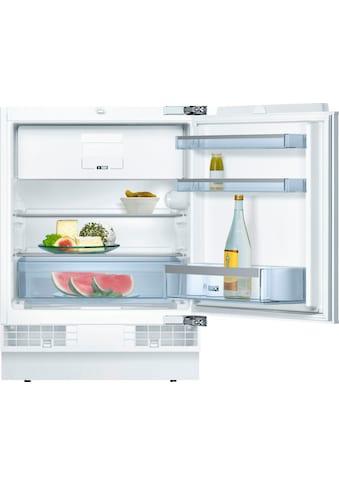 BOSCH Einbaukühlschrank »KUL15AFF0«, KUL15AFF0, 82 cm hoch, 59,8 cm breit kaufen