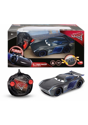 "Dickie Toys RC - Auto ""Cars 3 Turbo Racer Jackson Storm"" kaufen"