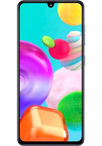 """Samsung Smartphone »Galaxy A41«, (15,51 cm/6,1 """" 64 GB Speicherplatz, 48 MP Kamera) kaufen"""