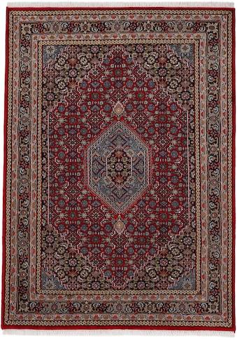 Woven Arts Orientteppich »Orientteppich Bidjar«, rechteckig, 15 mm Höhe, handgeknüpft,... kaufen