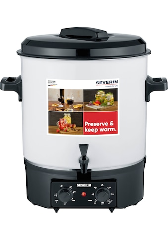 Severin Einkochautomat EA 3655, 27 Liter Füllmenge, 1800 Watt kaufen