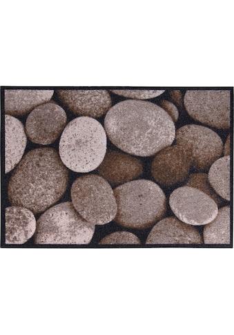 Andiamo Fußmatte »Rinaldo«, rechteckig, 10 mm Höhe, Schmutzfangmatte, Motiv... kaufen