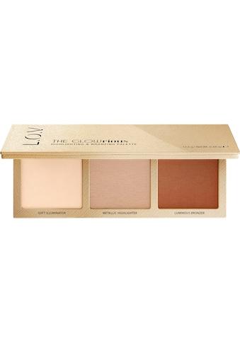 L.O.V Highlighter-Palette »THE GLOWRIOUS highlighting & bronzing palette 010« kaufen