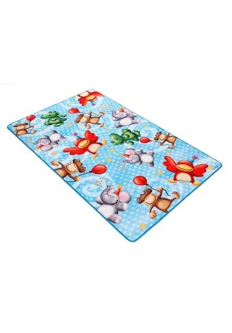 Fußmatte, »Lovely Kids LK - 4«, Böing Carpet, rechteckig, Höhe 2 mm, maschinell gewebt kaufen
