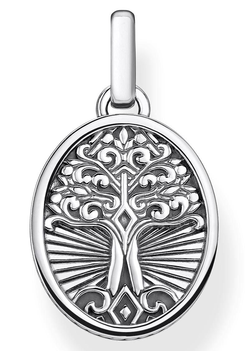 THOMAS SABO Kettenanhänger »Tree of Love, PE864-637-21« | Schmuck > Halsketten > Ketten ohne Anhänger | Thomas Sabo