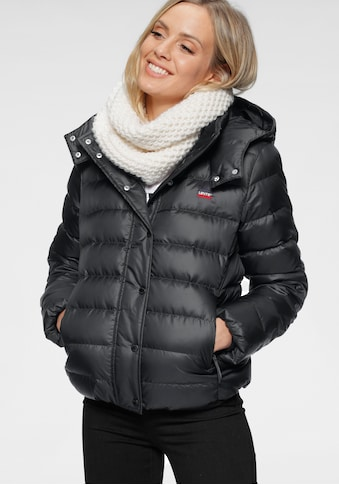 Levi's® Daunenjacke »Core Down«, mit abnehmbarer Kapuze und Levi`s® Sportswear-Logo kaufen
