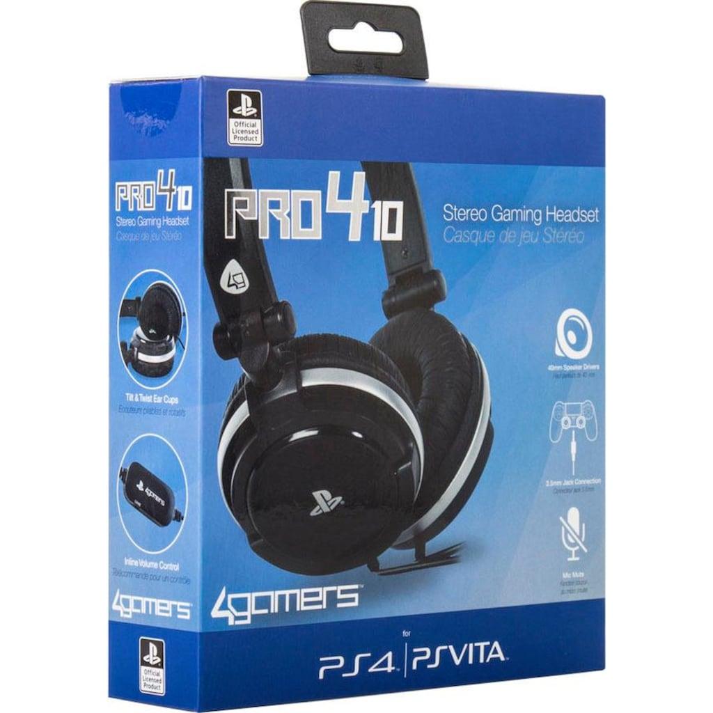 Gaming-Headset »PS4/PSVita PRO4-10 Stereo«