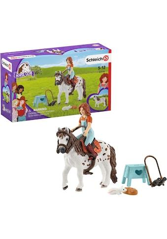Schleich® Spielfigur »Horse Club Mia & Spotty (42518)« kaufen