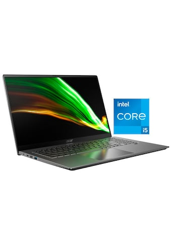 """Acer Notebook »SF316-51-56A7«, (40,89 cm/16,1 """" Intel Core i5 Iris© Xe Graphics\r\n... kaufen"""