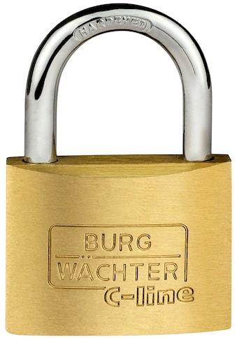 Burg Wächter Vorhängeschloss »C-Line 222 50 6 SB« kaufen