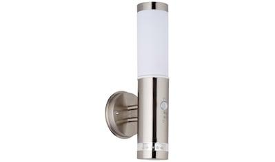 Brilliant Leuchten LED Außen-Wandleuchte »BOLE«, E27, Erfassungswinkel 120° kaufen