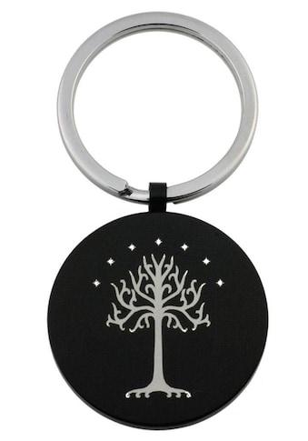 Der Herr der Ringe Schlüsselanhänger »Der weiße Baum von Gondor, 20003693«, Made in Germany kaufen