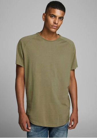 Jack & Jones T - Shirt »CURVED TEE« kaufen