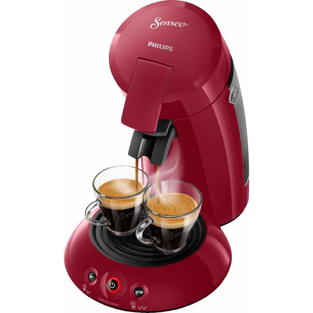 Senseo Kaffeepadmaschine »HD6554/90 New Original«, inkl. Gratis-Zugaben im Wert von 21,99 UVP