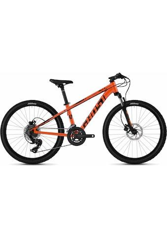 Ghost Mountainbike »Kato D4.4 AL U«, 16 Gang Shimano Tourney TX RD - TX800 8 - S Schaltwerk, Kettenschaltung kaufen